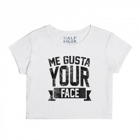 Me Gusta Your Face-Unisex Heather Grey T-Shirt