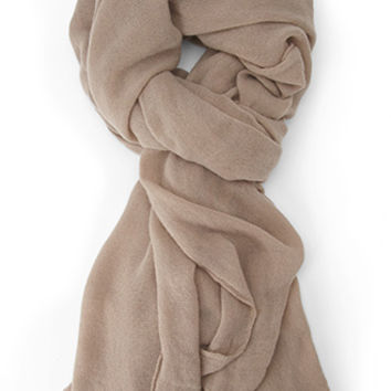 Classic Knit Scarf