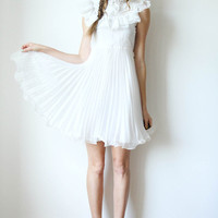 tea and tulips boutique - one of a kind vintage. — vanilla cupcakes dress