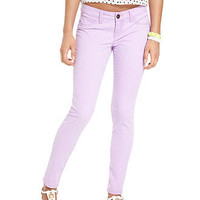 Freestyle Juniors Jeans, Brandy Skinny Colored Wash - Juniors Shop All Apparel - Macy's