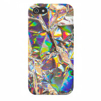 Holographic Foil iPhone 5 Case