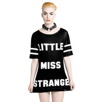 Strange Womens Football Top [B]