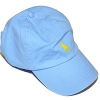 Polo Ralph Lauren Men Pony Logo Adjustable Hat Cap