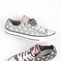 Converse Polka Dot