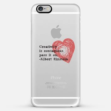 Contagious iPhone 6 Plus case by Buffy Kaufman Art   Casetify