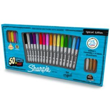 Walmart Sharpie Fine Point Special Edition Permanent Markers