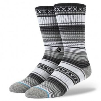 Stance  Preto Black Gray socks  Buy at the Official website