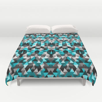 Mix #324 Duvet Cover by Ornaart