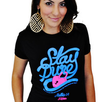 JCLU Forever Christian t-shirts — 053-STAY PURE Christian T-Shirt