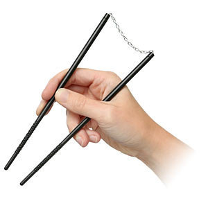 Nunchops Nunchuck Shaped Chopsticks