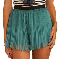 Of Green Gables Shorts | Mod Retro Vintage Shorts | ModCloth.com