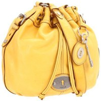 Fossil Maddox Drawstring Hobo - designer shoes, handbags, jewelry, watches, and fashion accessories | endless.com