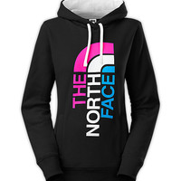 The North Face Women's Shirts & Tops Hoodies WOMEN'S TRIVERT LOGO PULLOVER HOODIE II