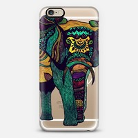 Elephant Of Namibia Wood iPhone 6 case by Pom Graphic Design | Casetify