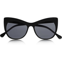 Elizabeth and James - Lafayette cat eye acetate sunglasses