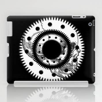Dead Gear iPad Case by Pia Schneider [atelier COLOUR-VISION]