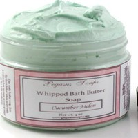 Whipped Bath Butter Soap 4 Oz Cucum.. on Luulla