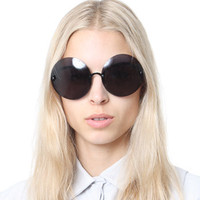 Henry Holland for Le Specs Monobrow at I Dont Like Mondays -- FREE SHIPPING: I DONT LIKE MONDAYS - an online fashion boutique