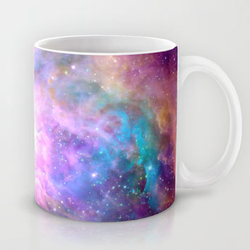Galaxy Nebula Mug by Matt Borchert