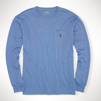 CLASSIC-FIT LONG-SLEEVED SHIRT