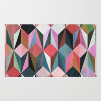 colour + pattern 21 Rug by Georgiana Paraschiv