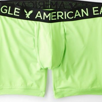 AEO Menx27s Longer Length Performance Trunk Nu Green