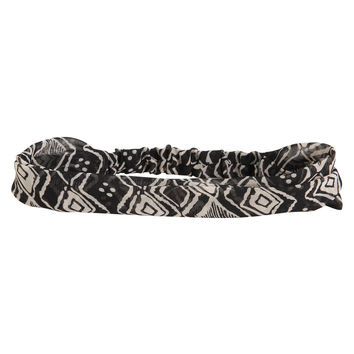 Aeropostale  Geo Headband - Black, One