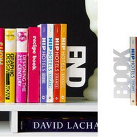 Book End ? ACCESSORIES -- Better Living Through Design