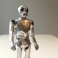 Vintage Kenner Star Wars Figure - Death Star Droid - 1970's Original