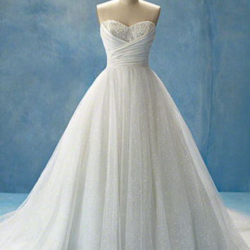 Disney Fairy Tale Wedding Dress!