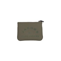 LAMINATED TWILL JACOBS KEY POUCH