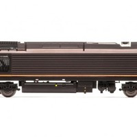 R3272 Bo-Bo Diesel Electric 'Royal Sovereign' Class 67 Royal Claret - Website Exclusive Hornby