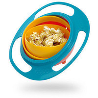 ThinkGeek :: Loopa Gyroscopic Toddler Bowls