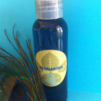 Moroccan Shine Magic Hair Renewing Serum with Henna, Argan & Hemp Oils