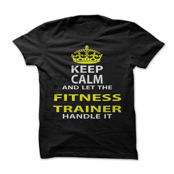 Keep Calm & Let The Fitne