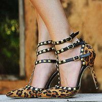 Heart Like Mine Heels: Leopard