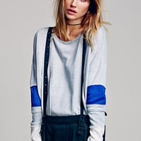 Free People Retro Sport Pullover