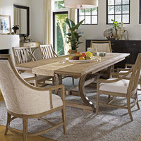 Shelter Bay Table - Dining Tables - Dining Room, Kitchen & Bar - Furniture - PoshLiving