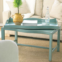 Kiawah Tray Table in Choice of Color - Coffee Tables - Accent Furniture - Furniture - PoshLiving