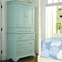 Coastal Living Lakeside Media Center in Choice of Color - Armoires &amp; Media - Accent Furniture - Furniture - PoshLiving