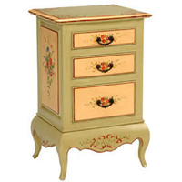 Vernaccia French Night Stand - Nightstands - Bedroom &amp; Bath - Furniture - PoshLiving