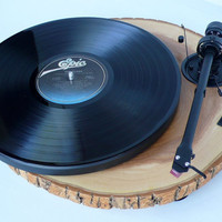 Audiowood Chipmunk Turntable by Audiowood on Etsy
