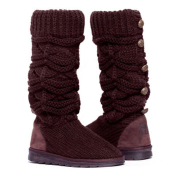 jcpenney | MUK LUKS® Jamie Knit Womens Boots