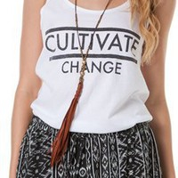 BILLABONG CULTIVATE CHANGE TANK | Swell.com