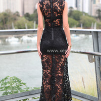 LACE GODDESS MAXI DRESS , DRESSES, TOPS, BOTTOMS, JACKETS & JUMPERS, ACCESSORIES, $10 SPRING SALE, PRE ORDER, NEW ARRIVALS, PLAYSUIT, GIFT VOUCHER, $30 AND UNDER SALE,,MAXIS Australia, Queensland, Brisbane
