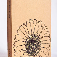 Mini Kraft Weekly Planner - Sunflower Print