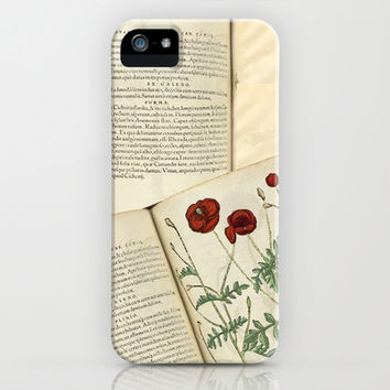 A Book is many a splendoured thing iPhone & iPod Case by Anipani