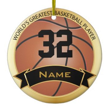 Personalize World's Greatest Basketball Player