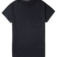 Lanvin - Cotton-Jersey T-Shirt | MR PORTER