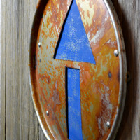 Arrow- Industrial Wall Decor